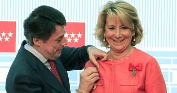 Aguirre y González contrataron con Gürtel y Púnica por valor de 172 millones de euros