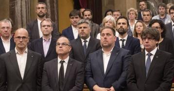 El informe sobre el proceso separatista rompe la unanimidad en el Tribunal de Cuentas