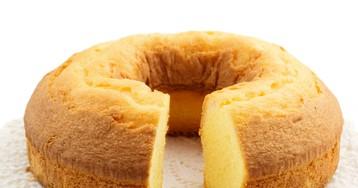 Бисквит на лимонаде в духовке