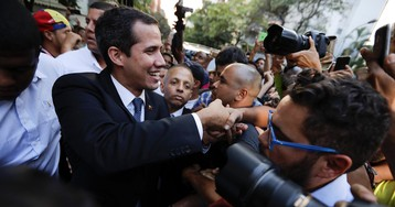 Venezuela's Guaido makes renewed promise to deliver aid