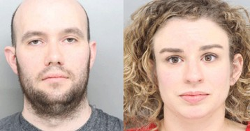 Ohio couple accused of having sex on giant spinning Ferris wheel