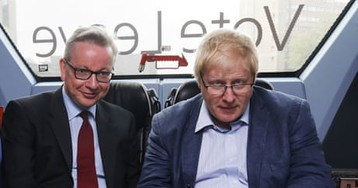 Boris Johnson and Michael Gove under fire on Vote Leave's law-breaking