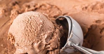 Шоколадное мороженое в домашних условиях