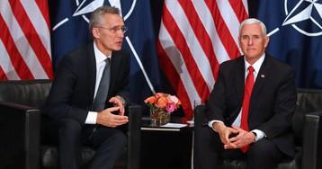 La OTAN lanza una operación para seducir a Trump en su 70º aniversario