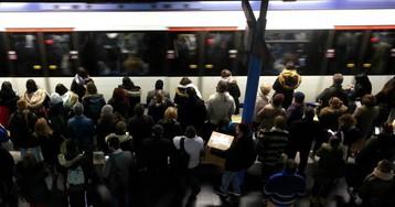 Huelga en Metro de Madrid: este lunes circula la mitad de los trenes