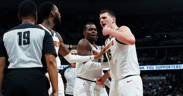 """Nikola Jokic Tells Ref """"I Don't Care"""" About Second Technical, Promptly Gets Ejected"""