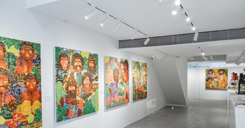"Explore Koichi Sato's ""Ecstasy Journey"" at WOAW's New Hong Kong Space"