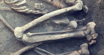 Описан редкий случай «родов в гробу»