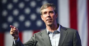 Beto O'Rourke compares electoral college to slavery