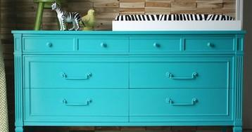 Ремонт на практике: как перекрасить  ламинированную мебель