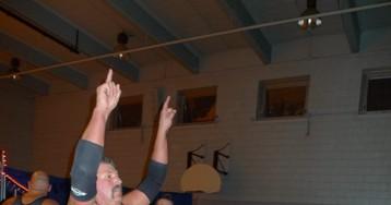 Inside a Brutal Night of Amateur Wrestling