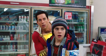 Shazam's Director and Star on Why It's a Kids' Movie with an Important Message About Adults