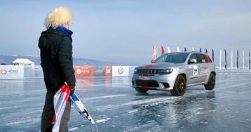 Установлены новые рекорды на гонках по льду Байкала. Как это было?