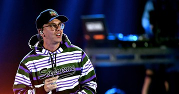 Logic Makes History as First Rapper With a No. 1 NYT Best-Selling Book