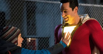 'Shazam!' Review: A Fun and Sweet Delight When It's Not Being Disturbingly Dark