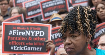 These Lyin' Eyes? Cop's Lawyer Says NYPD Surgeon Saw No Choke Hold in Eric Garner Death