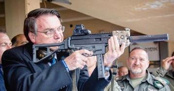 Los siete disparos de Bolsonaro