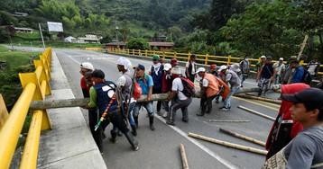 El Gobierno colombiano llega a un acuerdo para poner fin a una oleada de protestas indígenas