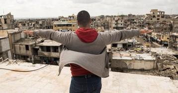 Sin miedo a morir por ser gay en Raqa