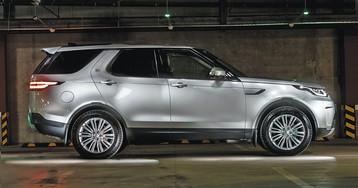 Тест-драйв от Родиона Газманова: Land Rover Discovery — пора закругляться