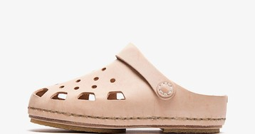 Elevate Your Crocs Game This Spring in Hender Scheme's $700+ Premium Leather Versions