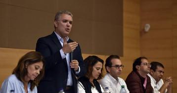 La Cámara colombiana rechaza la reforma de Duque al tribunal de paz