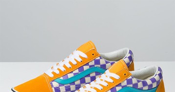 Vans Drops Color-Changing Checkerboard Old Skool & Slip-On