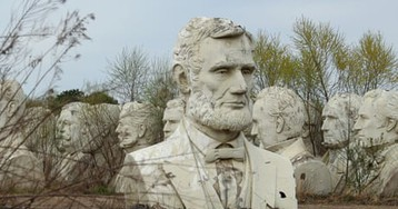 All the presidents' busts – in pictures