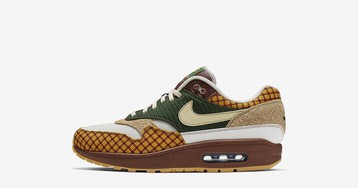 """StockX is Home to the Earliest Pairs of the New Air Max 1 Susan """"Missing Link"""""""