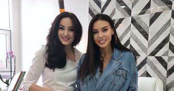 Оксана Самойлова открыла косметологическую клинику