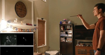 Magical Smart Home Upgrade Lets Muggles Control Their Homes With a Wand Too