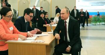 «Левада-центр»: сегодня Путин набрал бы около 55% голосов