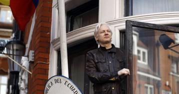 Julian Assange faces US extradition after arrest at Ecuadorian embassy