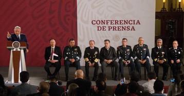 El nombramiento de un general al frente de la Guardia Nacional evidencia el poder del Ejército en México