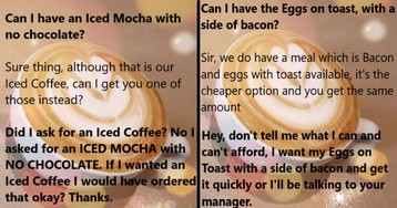 Nightmarish Barista Work Stories About Absolutely Ridiculous Customers