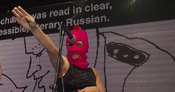 """Maria Alyokhina, de Pussy Riot: """"Es necesario elegir no callar"""""""
