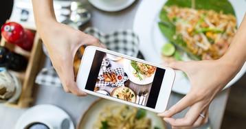 Секреты удачной съёмки блюд, которые можно использовать даже дома.