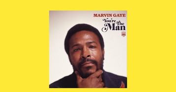 Album Review: Marvin Gaye's 'You're the Man'