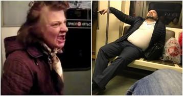 """""""Женщины – самые быдлявые"""". 10 худших типажей в общественном транспорте"""