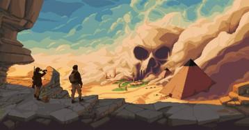 Игра дня: Pathway — приключенческая RPG в духе «Индианы Джонса»