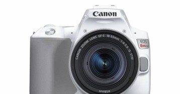 Canon EOS Rebel SL3 4K compact entry-level DSLR arrives this month