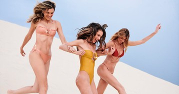 Alessandra Ambrosio's Experience as a Victoria's Secret Angel Helped Her Create Her New Swimwear Line, GAL Floripa
