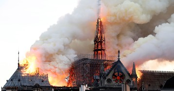 YouTube's algorithm mistakenly showed information about 9/11 under the Notre Dame fire livestreams