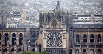 Assessing the damage at Notre Dame Cathedral – in pictures