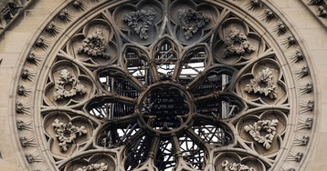 Photos show what remains after the Notre Dame fire