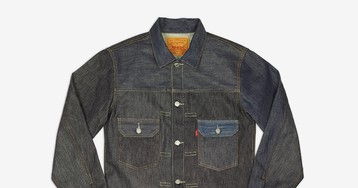 Levi's Goes Back to the '50s With Vintage Trucker Jacket & 501 Jeans