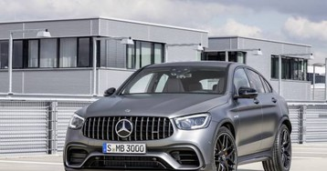2020 Mercedes-AMG GLC 63 SUV and Coupe get tech and dynamics upgrades