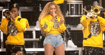 Beyoncé Unveils New Studio Track for Closing Credits of 'Homecoming' Film