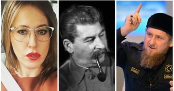 «Ничем не отличается от Гитлера». Что звезды думают и говорят о Сталине