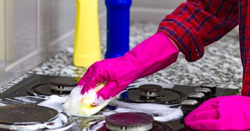 Как начистить плиту до блеска без лишних хлопот?